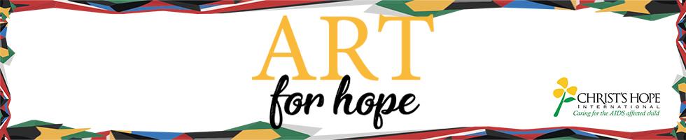 Art for hope banner