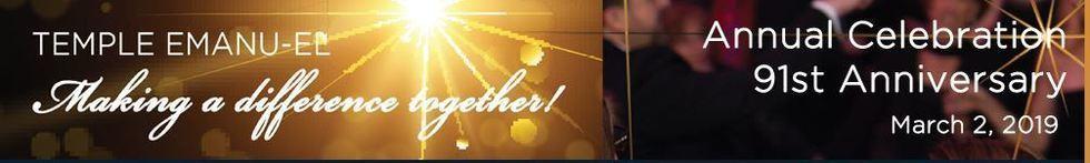 91st annual celebration web banner