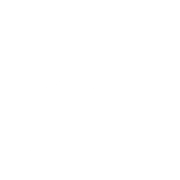 Fashion is art  white logo