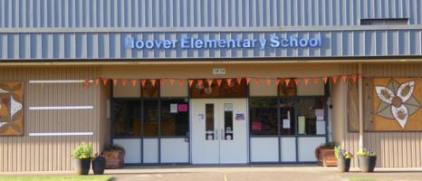 Hoover front door