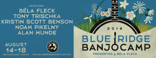 Be la fleck banjo camp