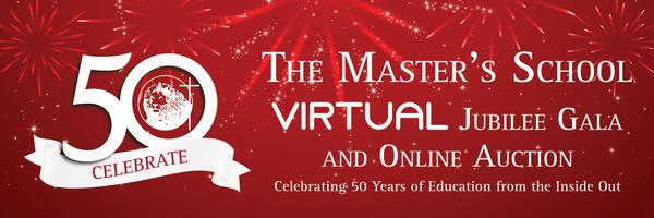 Virtual jubilee gala horizontal logo