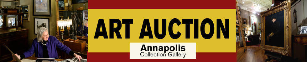 Gallery auction banner