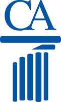 Ca column logo blue no leafs
