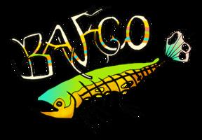 Bafco fish carcass logo
