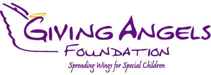 Giving angels foundation logo for website