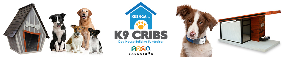 K9 cribs auction header