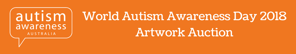 World autism awareness day auction