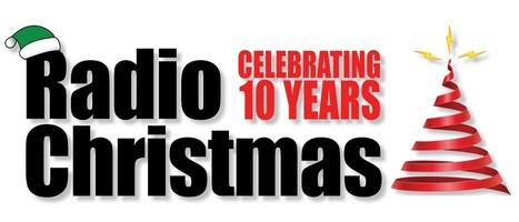Radio christmas logo 2018