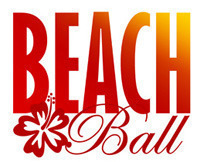Beach ball logo orange smallest s550