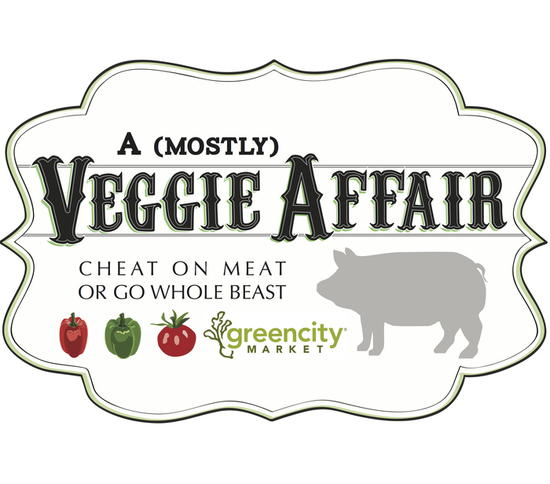 Mostly veggie affair logo s550