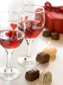 Wine chocolate s300