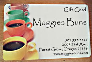Maggie s buns s300