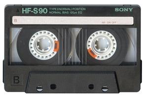 Sony cassette tape s300
