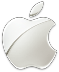 Apple logo png transparent s300