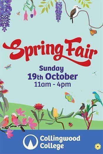 Spring fair artwork s550