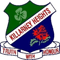 Killarney heights colour shield logo s550