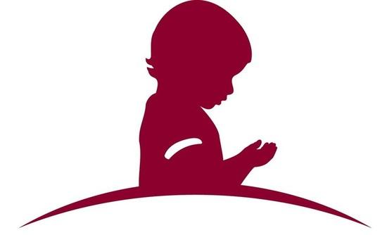 St. judes logo child only s550