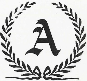 Ahlberg funeral home logo s300