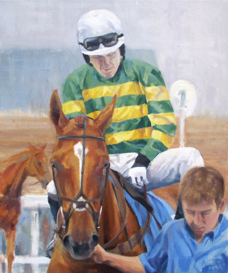 Ap. mccoy painting s550