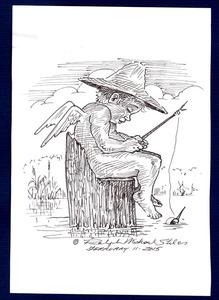 Fishing cherub s300