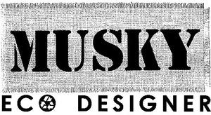 Musky eco designer 4cm s300