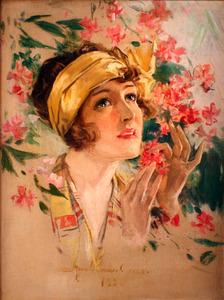 Christy portrait of dorothy knapp 32a s300