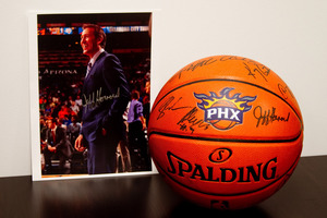 Phoenix suns ball and photo s300