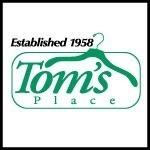 Toms place web logo s300