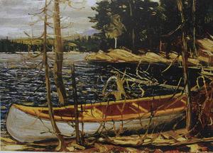 Thomson canoe paper large s300