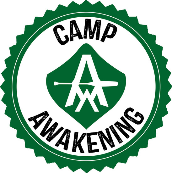 Camp awakening logo high res s550