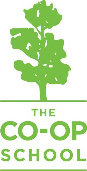 The co op school logo pms 368 s550