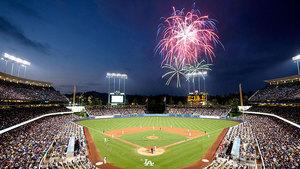 Dodgers fireworks s300