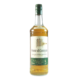 House of commons 12 year old blended scotch whisky 6109 p s300