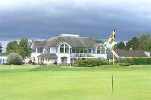 Crieff golf club ferntower clubhouse s300