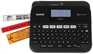 Item 15   brother p touch label maker s300