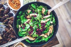 Food salad healthy lunch s300