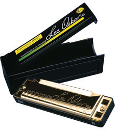 Lee oskar harmonic minor harmonica large s300