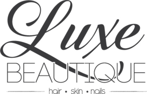 Luxe logo stacked s300