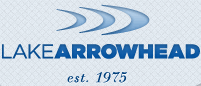 Lake arrowhead logo s300