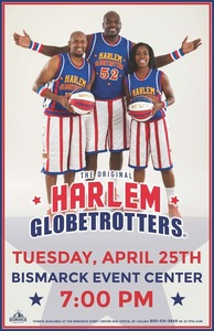 Harlem globetrotters poster 11 x 17 s300