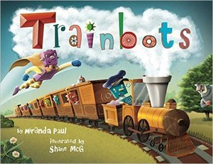 Trainbots s300