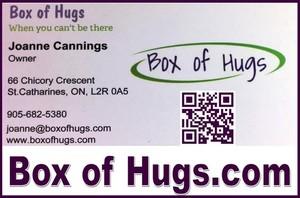Bee box of hugs bc s300