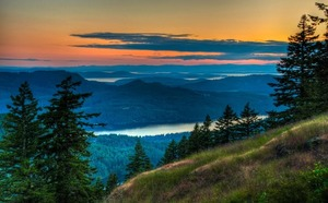 Orcas island sunset hdr 13 s300