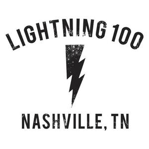 Lightning 100 logo s300