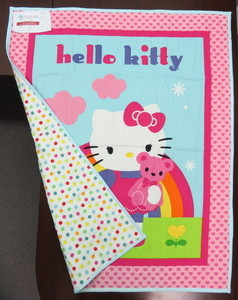 Quilt   hello kitty s300