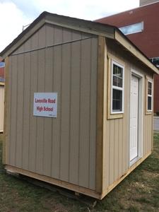 Leesville shed s300
