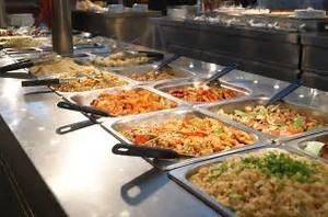 Mandarin buffet s300