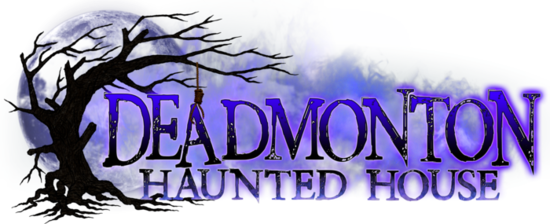 Deadmonton haunted house logo final   color s550