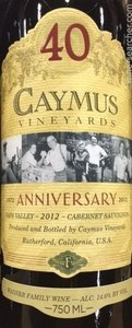 Image2 caymus vineyards 40th anniversary cabernet sauvignon napa valley usa 10702968 s300